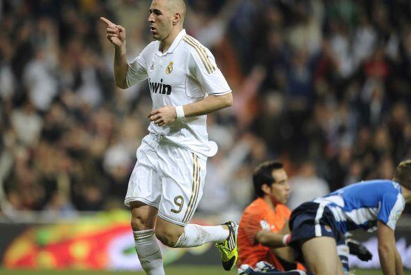El Real Madrid recuperó la autoestima, puesta en entredicho después de d...