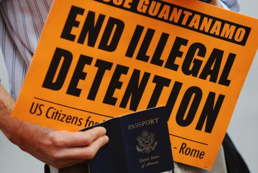 Guantánamo. Otro tema que coloca a Estados Unidos en el blanco de las cr...
