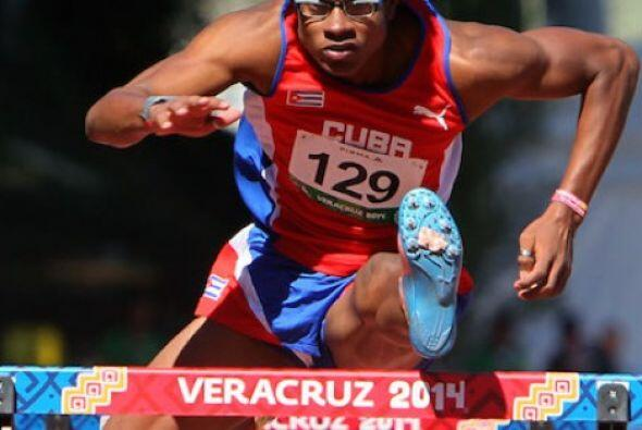 Los cubanos Yordan Luis Ofarrill y Jhoanis Carlos Portilla hicieron el 1...