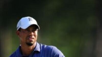 Es el peor momento en la carrera deportiva de Tiger Woods.
