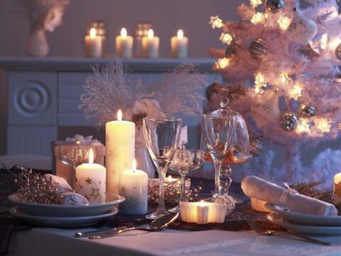 Admítelo, te dicen Navidad y enseguida piensas en dos colores: ro...