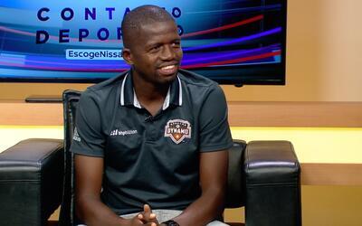 Boniek García y su reactivación en el Houston Dynamo