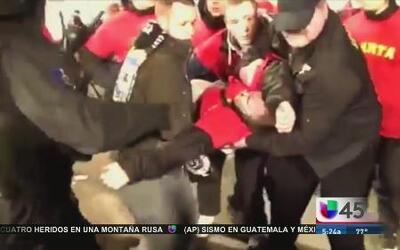 Hooligans, cuando la pasión deportiva se vuelve violencia