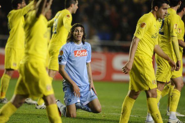 El resto del encuentro fue trámite y Villarreal dio cuenta de los...
