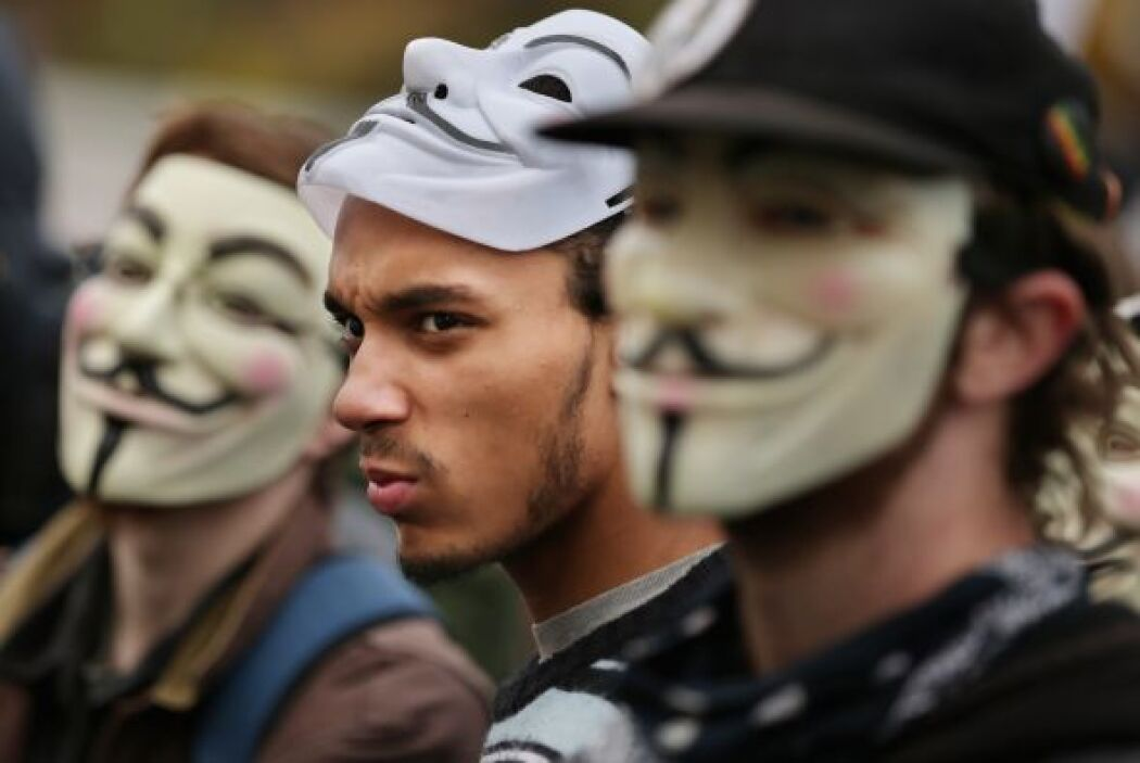 En los últimos años Anonymous se ha apropiado tanto de su imagen como de...