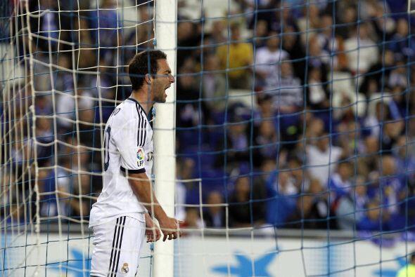 El gol del empate  llegó con Higuaín.