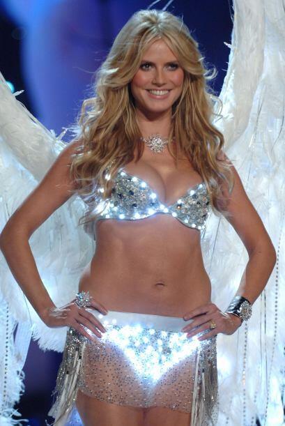 Heidi Klum sigue siendo un angelito, sin importar que tenga 41 años. La...