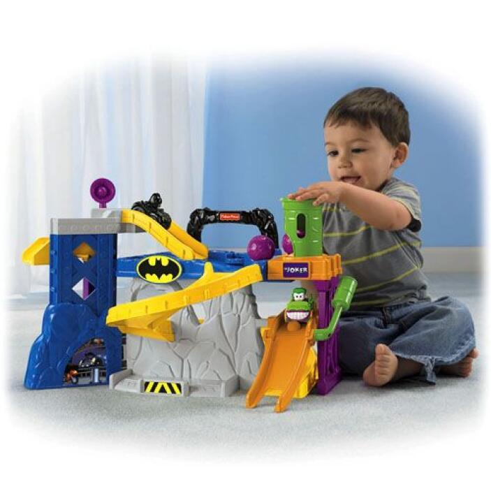"""""""Little People® Wheelies"""""""": perfecto para los bebés a los que les gusta..."""