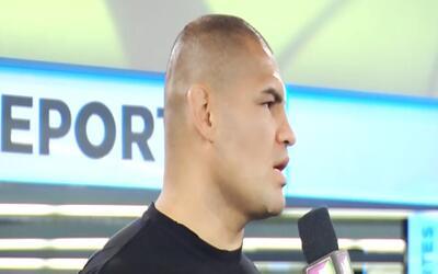 """Cain Velásquez: """"Creo que todavía soy el mejor y voy a demostrarlo"""""""