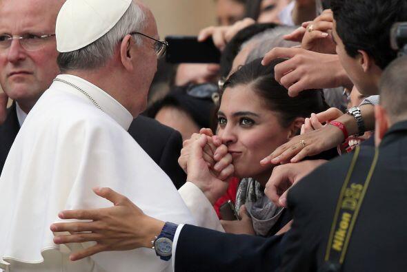 Se manejaban cantidad de nombres y el argentino Bergoglio jamás pensó qu...