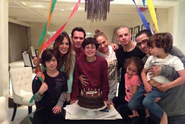 La foto con Marc que demostró que eran una familia muy, pero muy...
