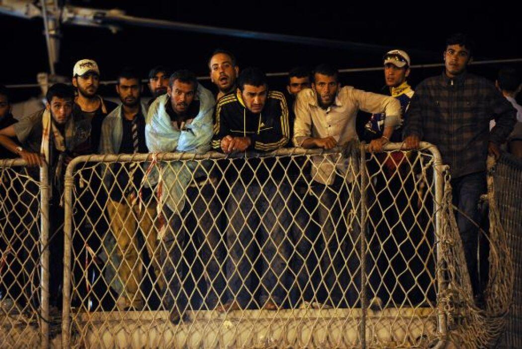 Desde 2012 se ha producido un incremento de los migrantes indocumentados...