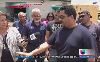 Exclusiva: Precaria situación en los talleres de la Autoridad de Puertos