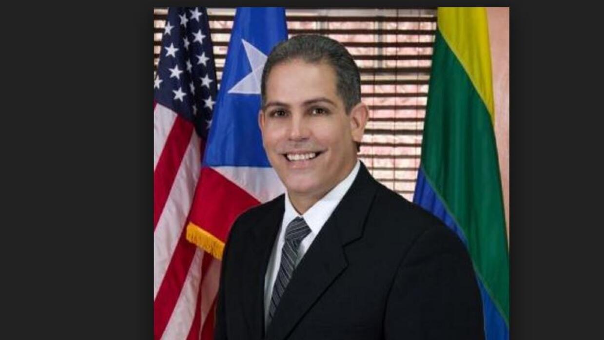 Sergio Luis Torres Torres, alcalde de Corozal