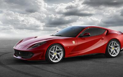Ferrari 812 Superfast 2018