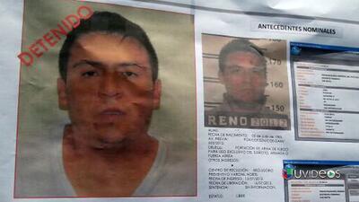 Autoridades anunciaron la detención del presunto autor del secuestro en...