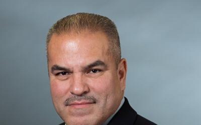"""Luis """"Louie"""" Aguinaga, alcalde de South El Monte."""