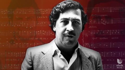 Pablo Escobar.