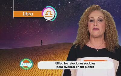 Mizada Libra 23 de agosto de 2016