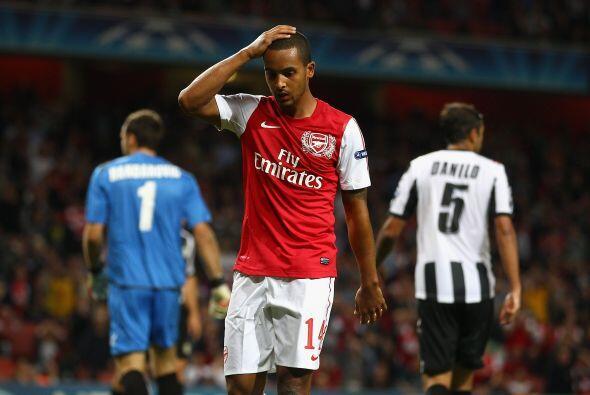 Arsenal acabó ganando 1-0, aunque así fue en gran parte por las fallas d...