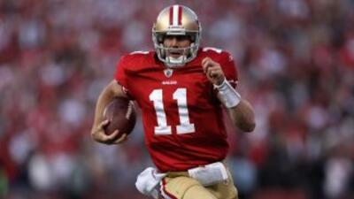¿Llevará Alex Smith de regreso a los 49ers al Super Bowl?