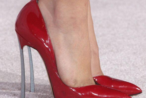 ¡Los 'stilettos' o tacones de aguja serán un 'must' esta te...
