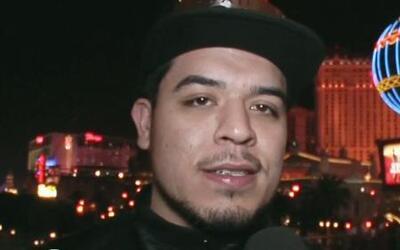 ¡Encontramos a Noel Torres en sus vacaciones en Las Vegas con tres mujeres!