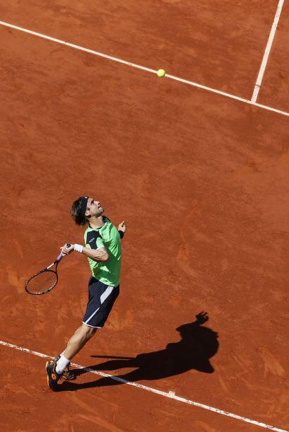 Será la sexta vez que Ferrer dispute el penúltimo escalón de un Grand Sl...