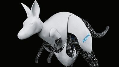 Los creadores de Bionic Kangaroo no tienen planes de ponerlo a la venta....