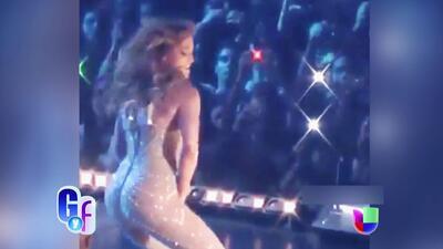 ¡Qué forma de mover el talento de J.Lo!
