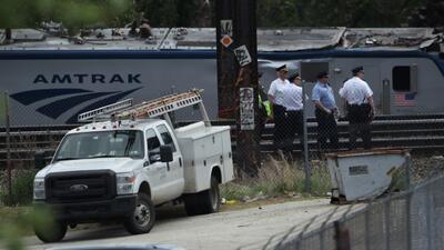 El tren Amtrak que chocó viajaba a más del doble de la velocidad permitida