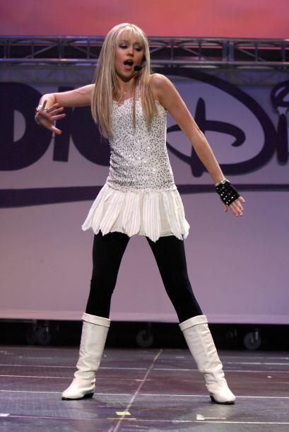 Miley, en su show, vivía una doble vida, y tenía el alter...