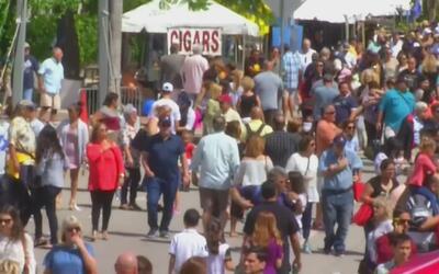 Todo un éxito el segundo día del Carnival on the Mile en Coral Gables