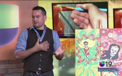 Color, textura y unión de culturas