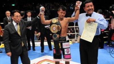 Koki Kameda boxeador del mes de la AMB (Foto: Kameda Promotions)