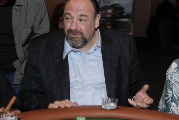 James Gandolfini, entre las despedidas de 2013.