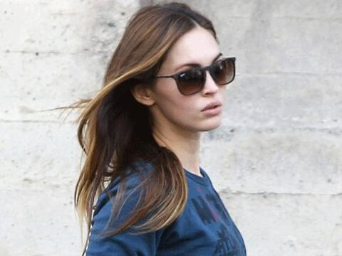 Megan Fox reapareció tras tener a su segundo hijo. Mira aqu&iacut...