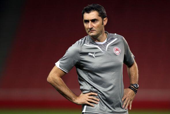 Otro hombre de casa es Ernesto Valverde, actualmente al frente del Athle...