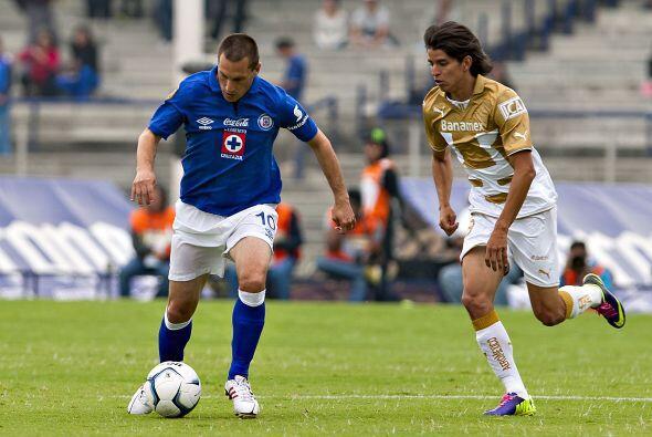 Cruz Azul contra Pumas será el 8 de noviembre dentro de la jornada 16. Y...