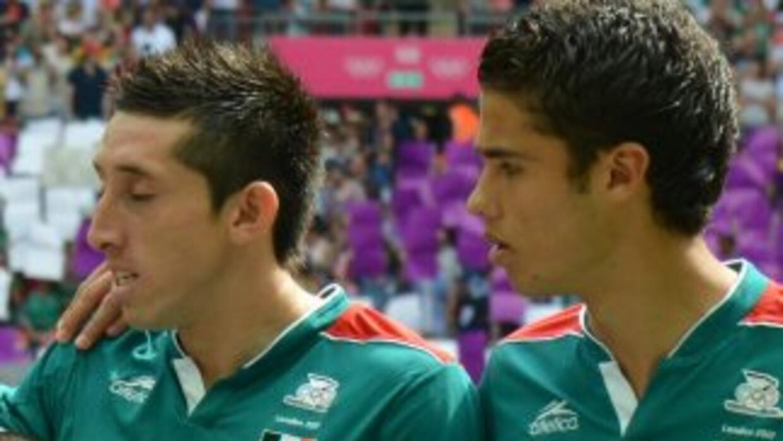 Los mexicanos fueron elegidos para los exámenes antidoping.