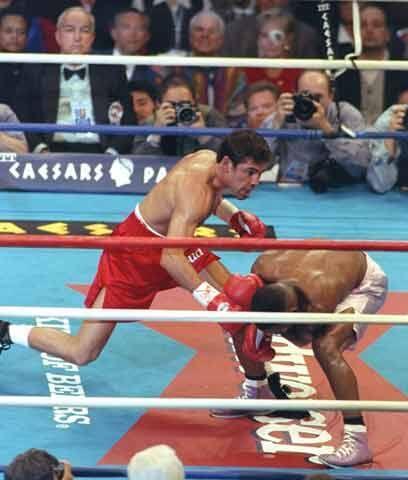 No hay quinto maloEn 1997 Oscar De la Hoya alcanzó su quinta corona en c...