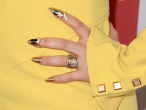 El 2013… en uñas