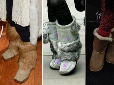 ¿Ya tienes algún modelo de botas abrigadoras? ¿No?...