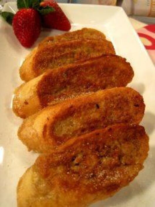 TORRIJAS ESPA'OLAS DE CAFÉUna receta muy parecida al pan francés, pero e...