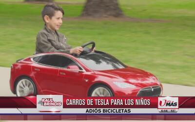 Carros Tesla para los niños