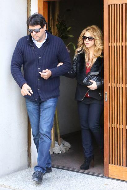 Shakira nos sigue sorprendiendo a pocos días de dar a luz.