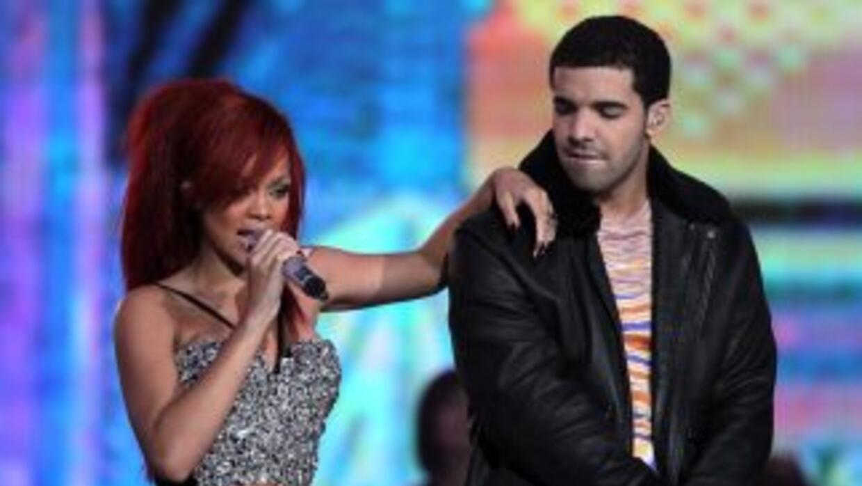 Rihanna y Drake mantuvieron una relación sentimental, pero se dice que q...
