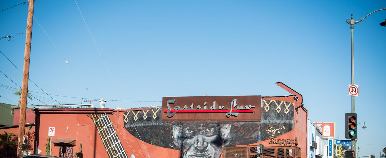 Eastside Luv, en Boyle Heights, es uno de los símbolos de la genteficaci...
