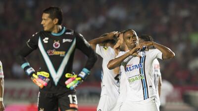 Veracruz 2 - Querétaro 2: El Rey Midas metió a su equipo a semifinales