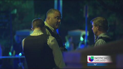 Policía de Chicago resulta herido de bala en un tiroteo en el South Loop